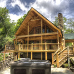Featured Log Home Southland Homes