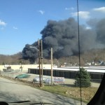Fire Rips Through Monongahela Salvage Yard Wpxi