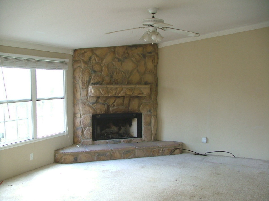 Fireplace Horse Property For Sale Houston Texas Located