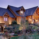 Fireside Log Homes Cabins And Home Floor