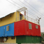First Shipping Container Home Bangalore
