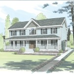 Fitchburg Simplex Modular Homes Two Story Floorplan