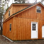 Flat Dormers Add Lot More Room For The Garages Prefab And