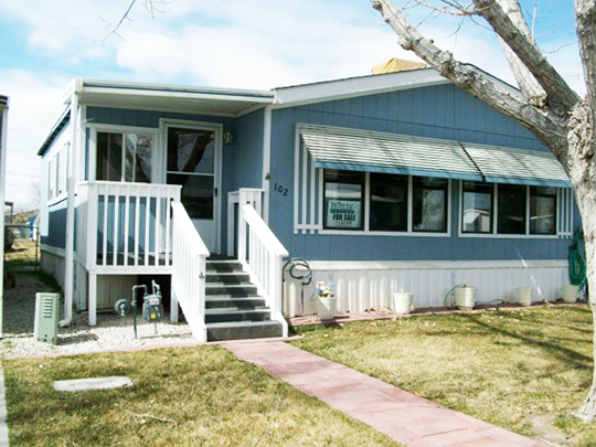Fleetwood American Mansion Manufactured Home For Sale Fallon