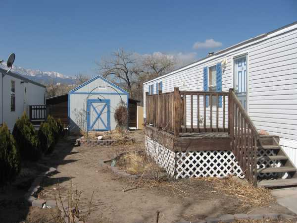 Fleetwood Manufactured Home For Sale Colorado Springs