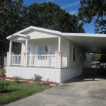 Fleetwood Single Wide Mobile Homes Senior Retirement Living