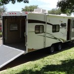 Foot Freedom Express Toy Hauler For Sale Midland Texas