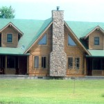 For More Pictures Visit Our Log Homes Cabin Page