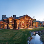 For New Network Program Log Homes Blog Precisioncraft