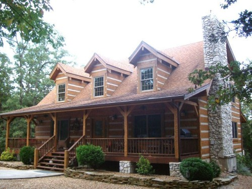 For Sale Lake Pomme Terre Missouri Log Homes
