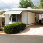 For Sale Single Wide Mobile Home Community Sedona