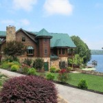 For Sale Ten Mile Luxurious Watts Bar Lakefront Log Home