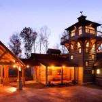 For This Log And Timber Frame Mountain Home Ellijay