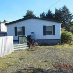 Foreclosure Home For Sale Pine Ave Depoe Bay