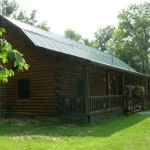 Forest Log Home For Sale Upper Sandusky Ohio