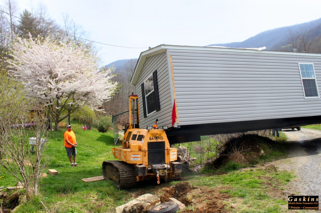 Foundations And Setup Gaskins Mobile Home Transport Will Prepare