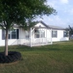 Four Bedroom Two Bath American Homestar Mobile Home Deck Listing