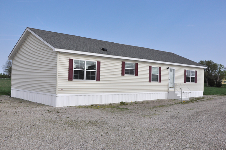 Franklin Homes Manufactured Home