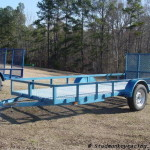 Free Home Plans Utility Trailer Building