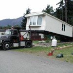 From Mining Camps And Mobile Homes Garden Sheds Decks Take