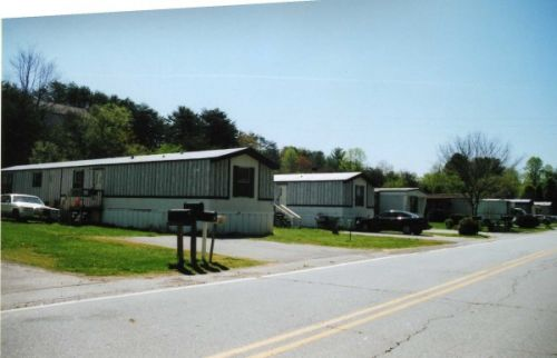 Full Mobile Home Park Real Estate Listing For Sale Asheville North