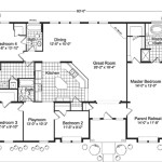 Fuller Modular Homes Timber Ridge Home Floor Plan
