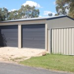 Gallery The Shed Company Inverell Colorbond Double Garage And
