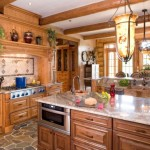 Gallery Wisconsin Log Homes Kitchens