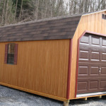 Garages Prefab Prefabricated Garage Wood Virginia