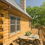 Gastineau Log Homes Missourilife