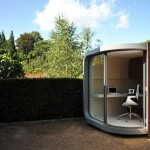General Modern Prefab Home Office Design Guest House