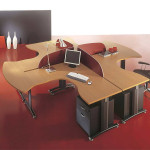 Get These Modular Office Furniture For Modern Computer