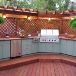 Given Natural And Refreshing Picture Prefab Outdoor Kitchen Kits