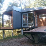 Glamorous Above Section Steel Shipping Containers Home