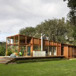 Great Barrier Island Eco Home Design View