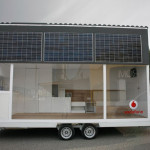 Greats Small Unique Traveling House Design Waskman And Culdesac