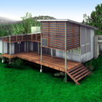 Green Eco Homes Friendly Houses Design Architecture House