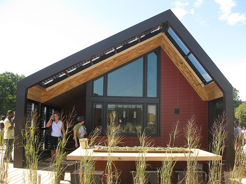 Green Home Building Growing Movement Here America