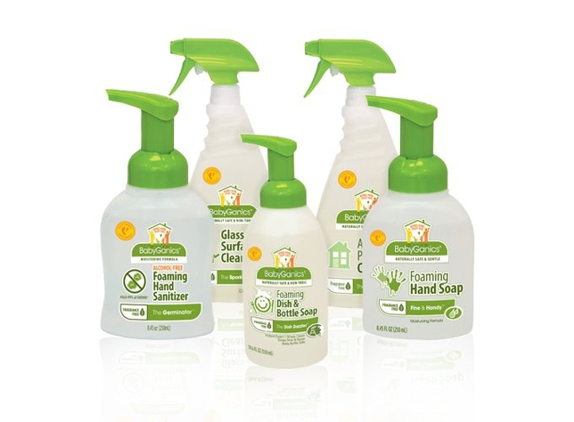 Green Products Get Your Home Toxic Free