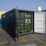 Green Ral Containers Gallery