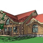 Grizzly Log Home Srub Buy From Sruby Masiv Massive Homes