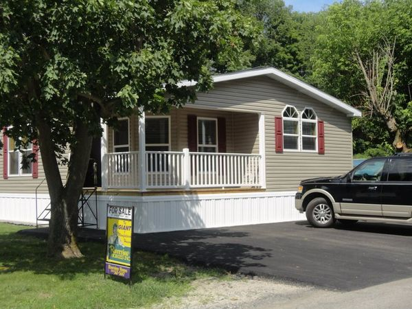 Grove Mobile Home For Sale Sturgeon Noblestown