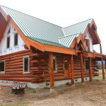 Guide Service Fishing Lodge Log Home Builders Association
