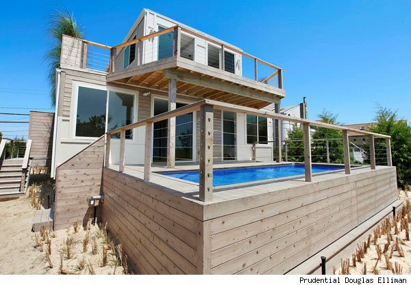 Hamptons First Eco Container Home Sale For Million Aol Real