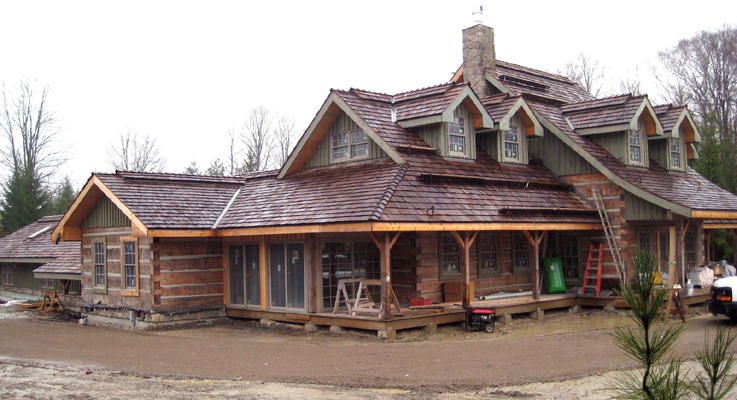 Hand Hewn Log Homes Specialized Antique Cabins