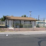 Hassell Ave Las Vegas Mobile Home