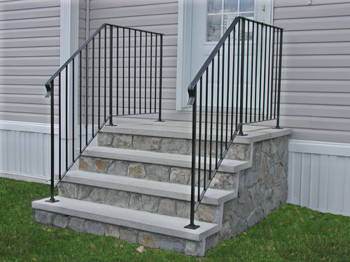 Henry Real Field Stone Steps The Step Guys Serving Maine New