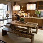 Hgtv Green Home Kitchen And Dining Room