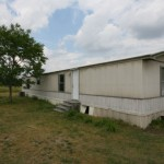Historical Land Sale Listing Two Mobile Homes For