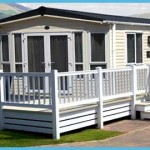 Holiday Park Also Offer Brand New Mobile Homes For Sale Site